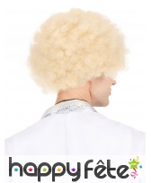 Perruque afro BLONDE, image 4