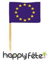 Pique apéritif drapeau, image 4
