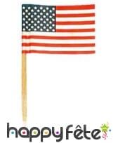 Pique apéritif drapeau, image 8
