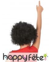 Perruque afro noire pour enfant, image 1