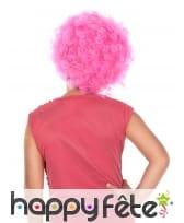 Perruque afro rose pour enfant, image 1