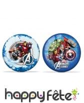 Petite balle Avengers, 14cm