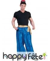 Pantalon bleu de génie pour adulte
