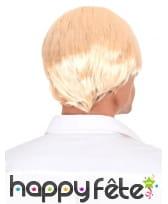 Perruque blonde de kevin le playboy, image 1
