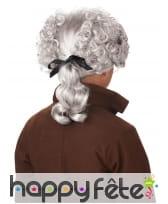 Perruque baroque pour enfant, image 1