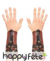 Protège bras romain