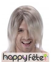 Perruque blonde style surfeur, image 1