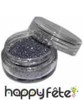 Paillettes cosmétiques en pot de 5ml, image 1