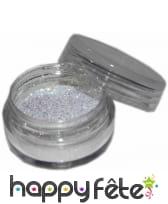 Paillettes cosmétiques en pot de 5ml, image 2