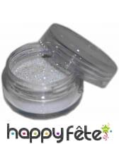Paillettes cosmétiques en pot de 5ml, image 3
