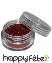 Paillettes cosmétiques en pot de 5ml, image 8