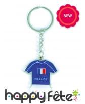 Porte-clés équipe de France
