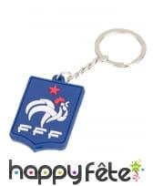Porte clés France FFF