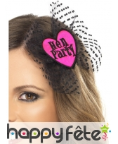 Pince cheveux hen party