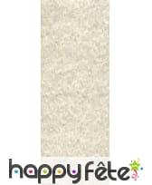 Papier crepon ivoire de 50 x 200 cm