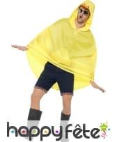 Poncho canard imperméable, image 1