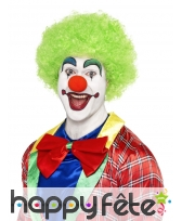 Perruque clown verte, image 2