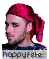 Paire de boucles d'oreilles de pirate, image 2