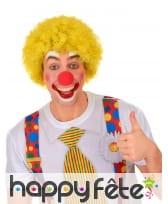 Perruque de clown afro, image 1