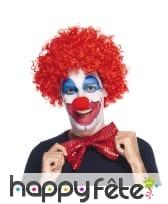 Perruque de clown pour adulte, image 1