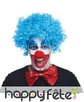 Perruque de clown pour adulte, image 3