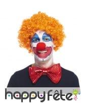 Perruque de clown pour adulte, image 4