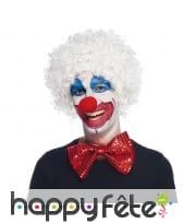 Perruque de clown pour adulte, image 7