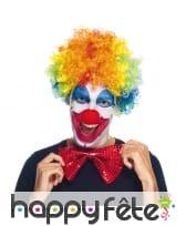 Perruque de clown pour adulte, image 9