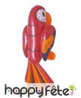 Perroquet d'épaule gonflable, image 1