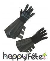 Paire de gants Batman pour homme