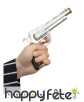Pistolet de gangster pour adulte, image 1