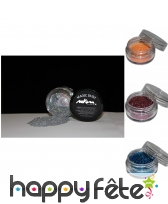 Paillettes de maquillage de 25ml