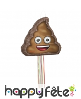 Pinata emoji crotte