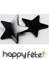 Petites étoiles miroirs de 3cm de côté, image 7