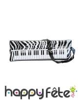 Piano gonflable avec bandoulière