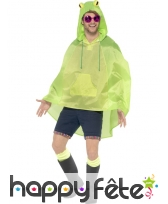 Poncho grenouille imperméable, image 1