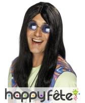 Perruque hippie Neil