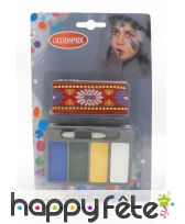 Petit kit de maquillage d'Indien