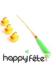 Petit kit de pêche aux canards