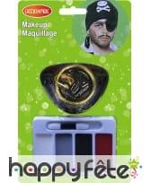Petit kit maquillage de pirate, image 1