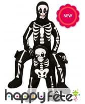 Porte moi squelette pour enfant
