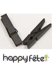 Petites pinces à linge en bois, image 5