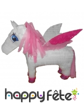 Pinata poney avec ailes