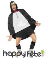 Poncho pingouin imperméable, image 1