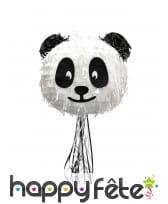 Pinata panda kawaï de 39cm