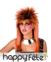 Perruque punk mulet, image 1