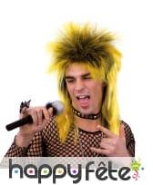 Perruque punk mulet, image 2