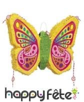 Pinata papillon multicolore