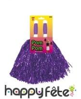 Pom pom violet, image 1