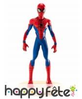 Personnage spiderman en plastique de 9 cm